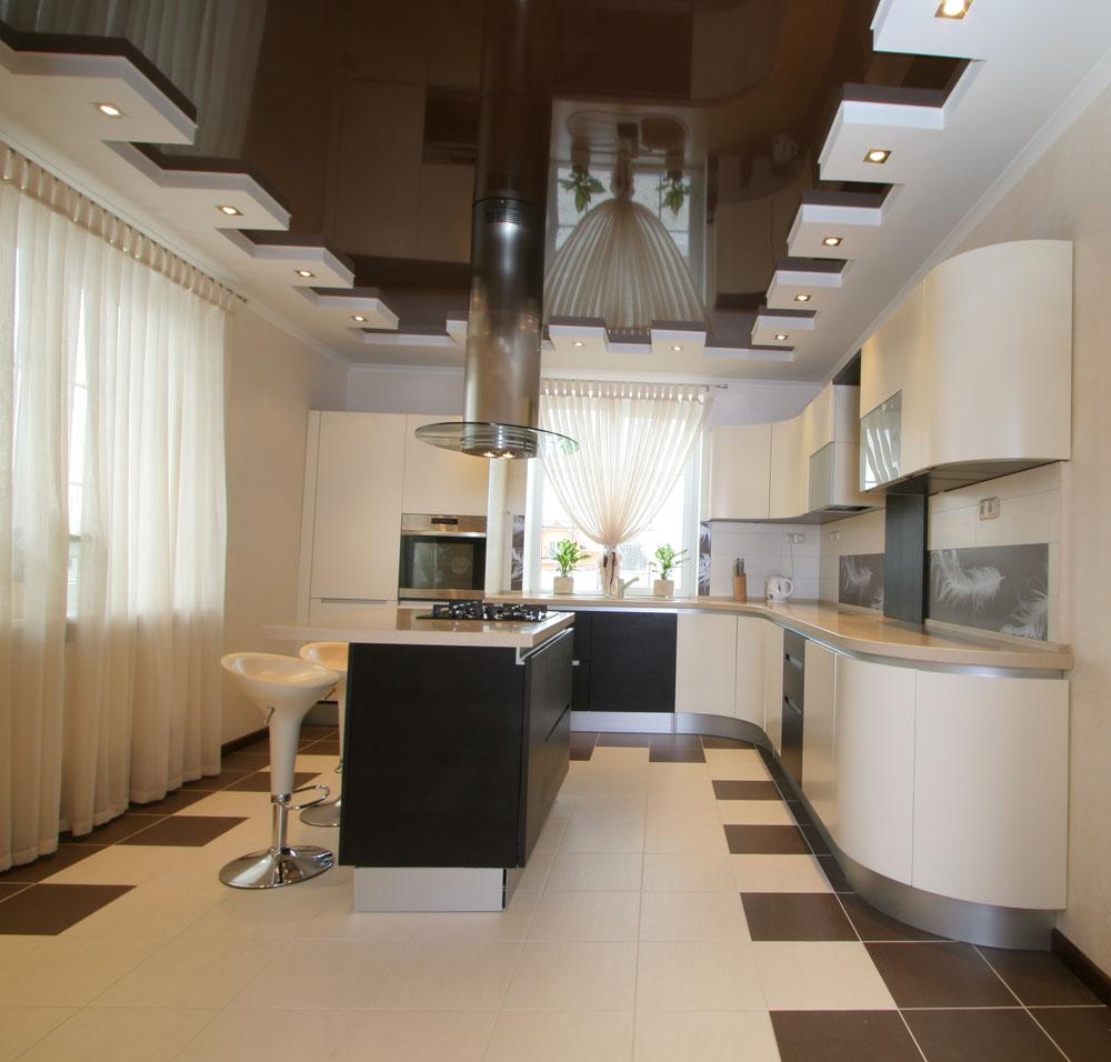 его плечами потолок для кухни образцы и фото том, что